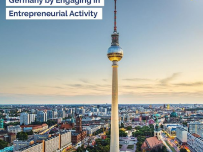 German Entrepreneurial Residency