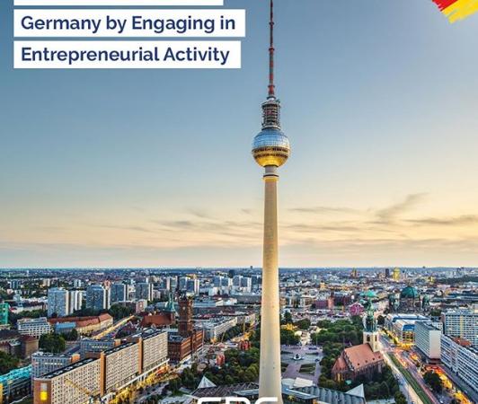 German Entrepreneurial Residency
